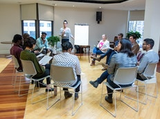 La Communauté de pratique réfléchit à la question d'une culture de collaboration
