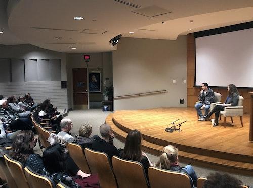 Un documentaire bahá'í sur la réconciliation est présenté à une conférence internationale sur la paix