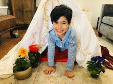 Partout au Canada la fête du Ridván est célébrée à la maison