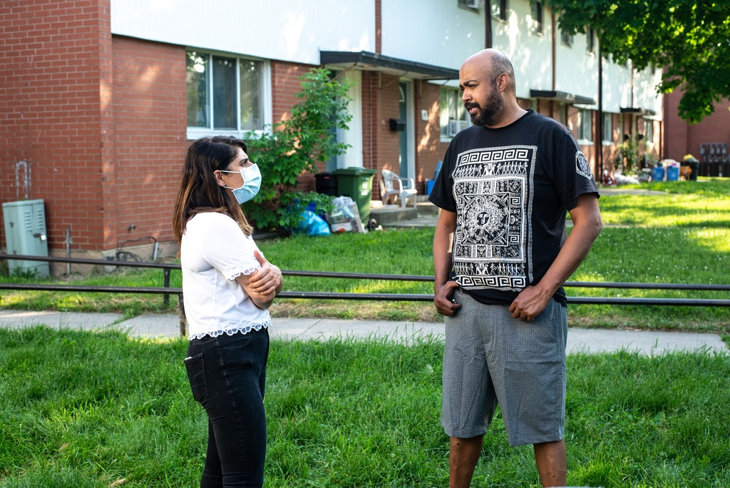 Youth lead conversations on racism and social change