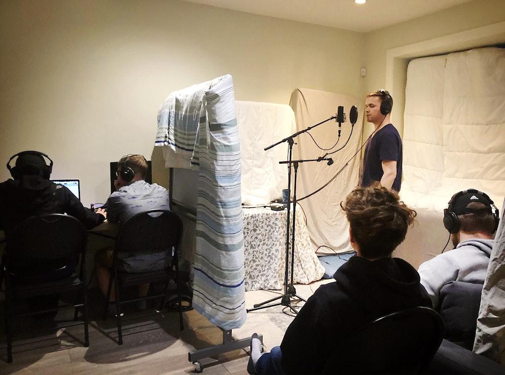 Un projet médiatique à Vancouver crée de la musique pour l'autonomisation des jeunes