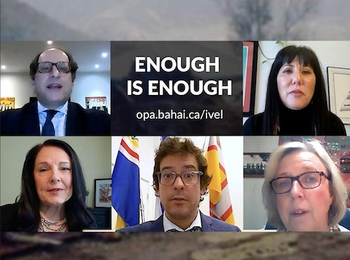 Wide-reaching solidarity expressed with Baha'is facing persecution in Iran