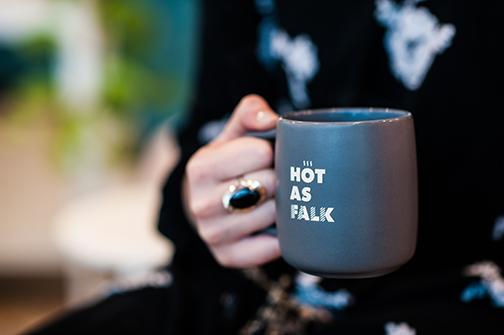 Hot As Falk