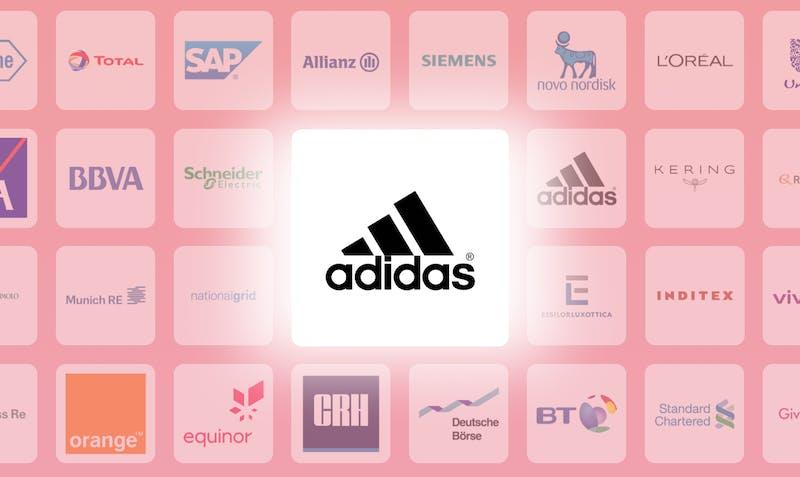 Aandeel Adidas