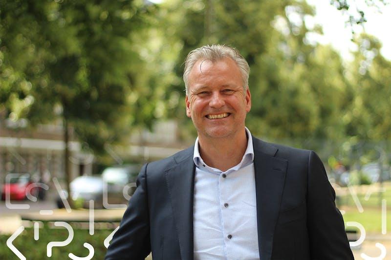 Financieel planner Marcel van Leeuwen
