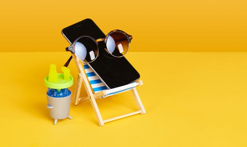 Goed in vakantie vieren? Dan is beleggen een eitje voor jou!
