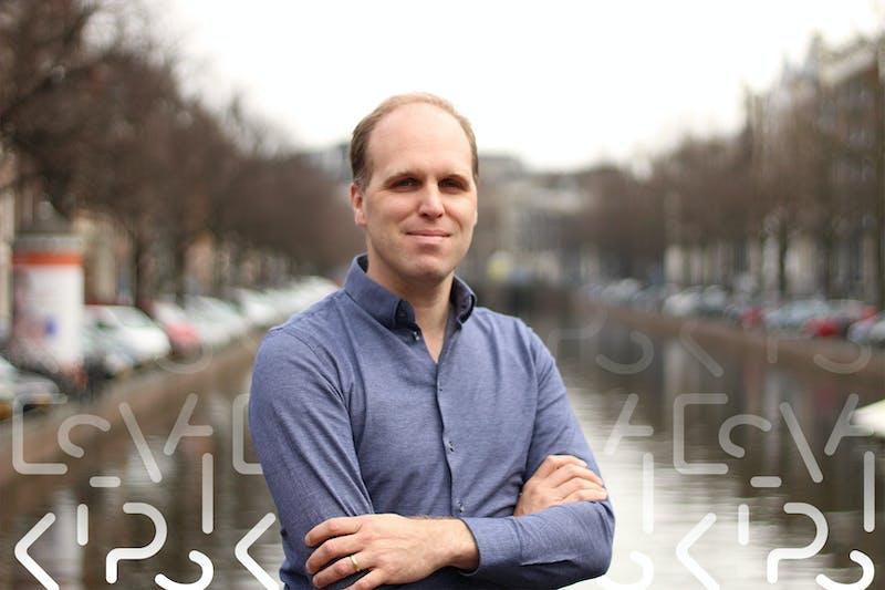 Tom Arends, CEO van Peaks