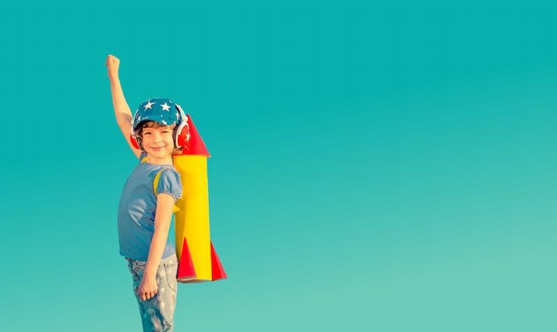 Warum investieren für dein Kind eine gute Idee ist