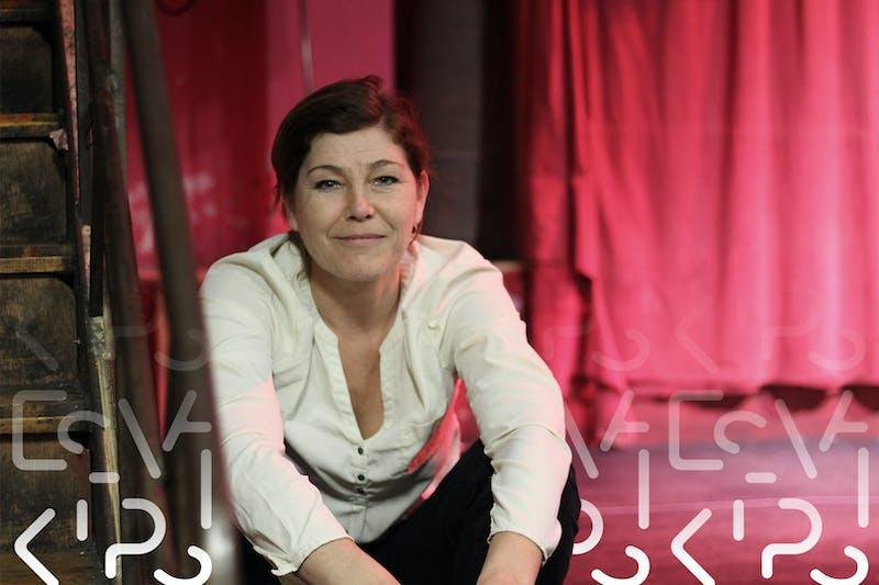 Olga, bedrijfsleider van De Nieuwe Anita