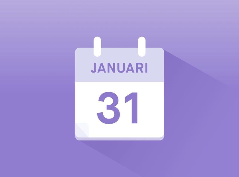 Januari-effect Peaks