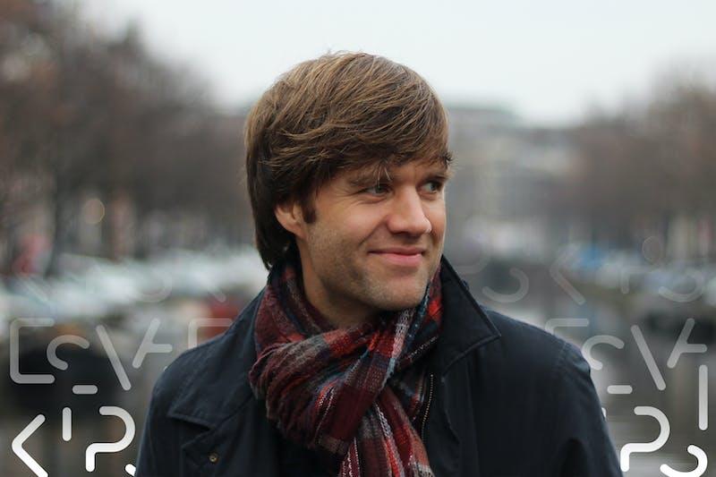 Rutger Beens, co-founder van Peaks