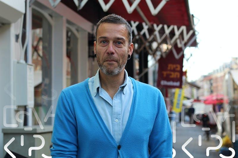 Lior Bornshtain, oprichter van zakgeld-app Otly