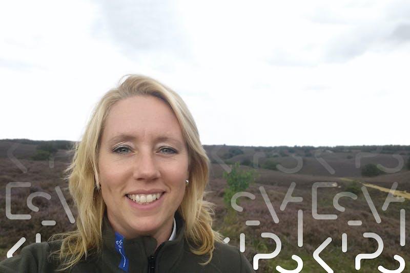 Tamara, boswachter Natuurmonumenten: