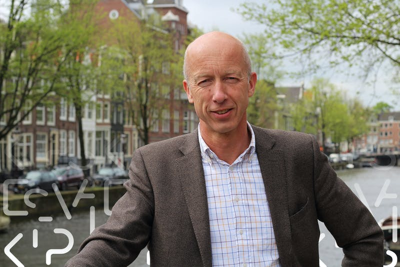 "René Frijters, oprichter van Knab: ""Ik geloof heilig in spreiding"""