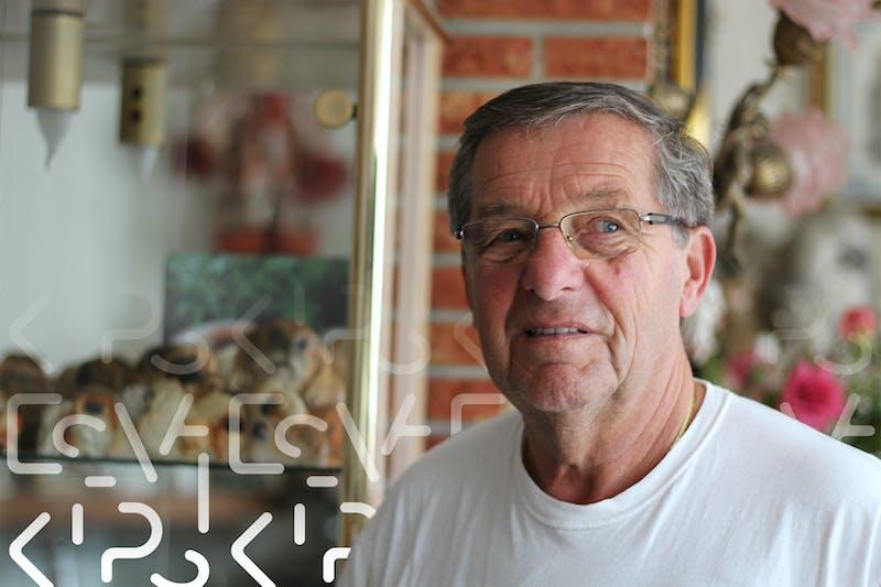 Jan (72) ging na zijn pensioen bij ajax werken