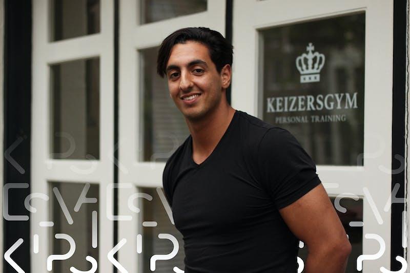 """Zacharias (24): """"Geld is niet het belangrijkste"""""""