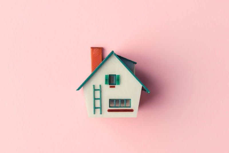 afbeelding van een huis bij artikel over een huis kopen
