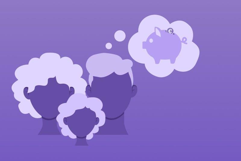 Eltern denken ans Sparen: Spartipps für Eltern