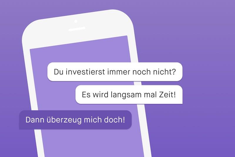 Mit Peaks investieren Chat
