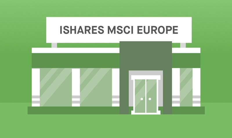 Aktien-Indexfonds iShares MSCI Europe