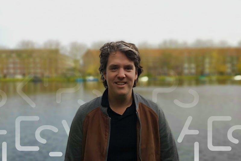 CMO Jorrit Mulder von Peaks