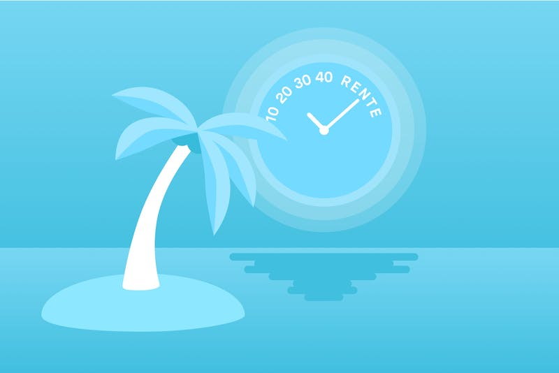 Früher in Rente gehen – mit diesen fünf Tricks