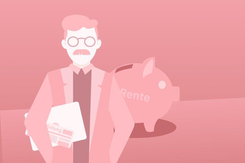 Rente für Selbstständige – private Altersvorsorge