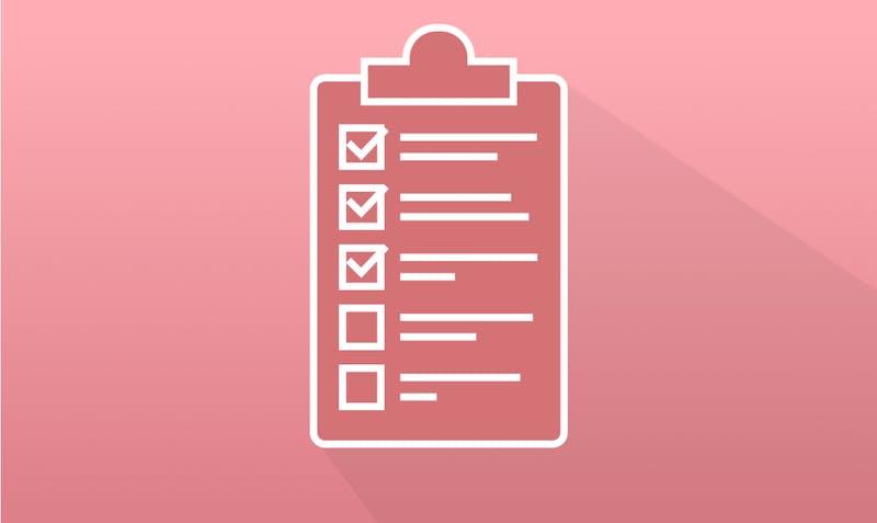 cuaderno con 6 consejos para invertir tu dinero