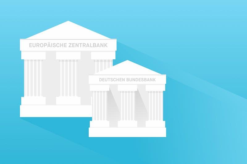 Die Maßnahmen der EZB und DB während der Corona-Krise