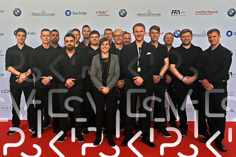 Das Team von HandsforEvents