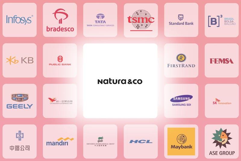 Aandeel Natura & Co