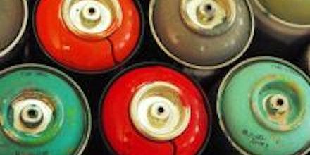 Bombes de street art