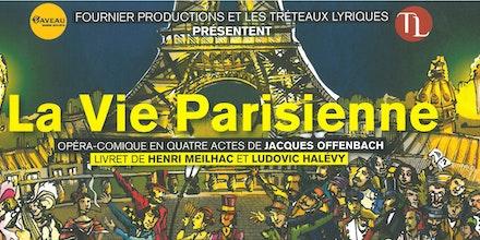 Affiche la Vie Parisienne