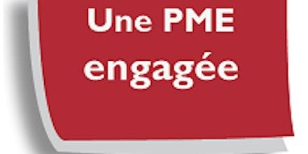 """Visuel """"Une PME engagée"""""""