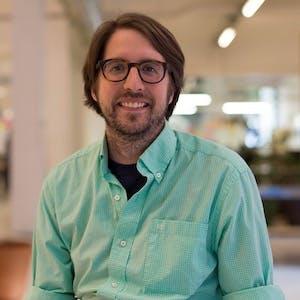 Ironhack UX/UI design instructor Nevan Scott