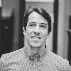 Ironhack UX/UI design instructor Hugo Rocha