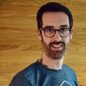Ironhack UX/UI design instructor Jeremie Douchet