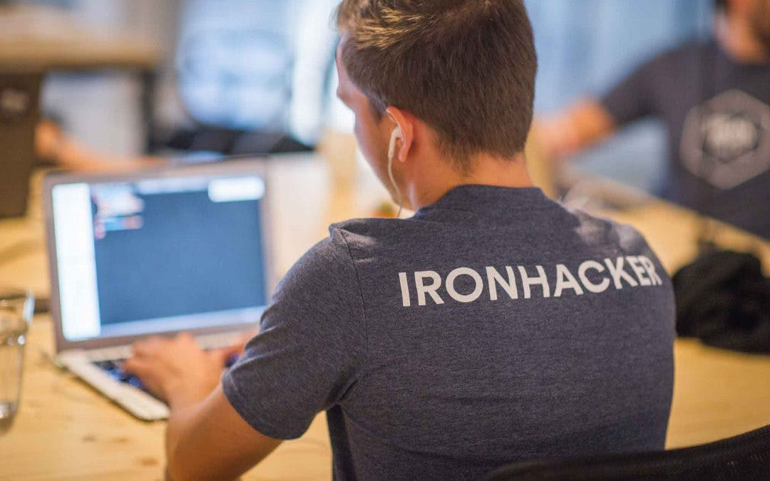 Taking Ironhack's Part-Time Coding Bootcamp: Reflections of a Student Dropout