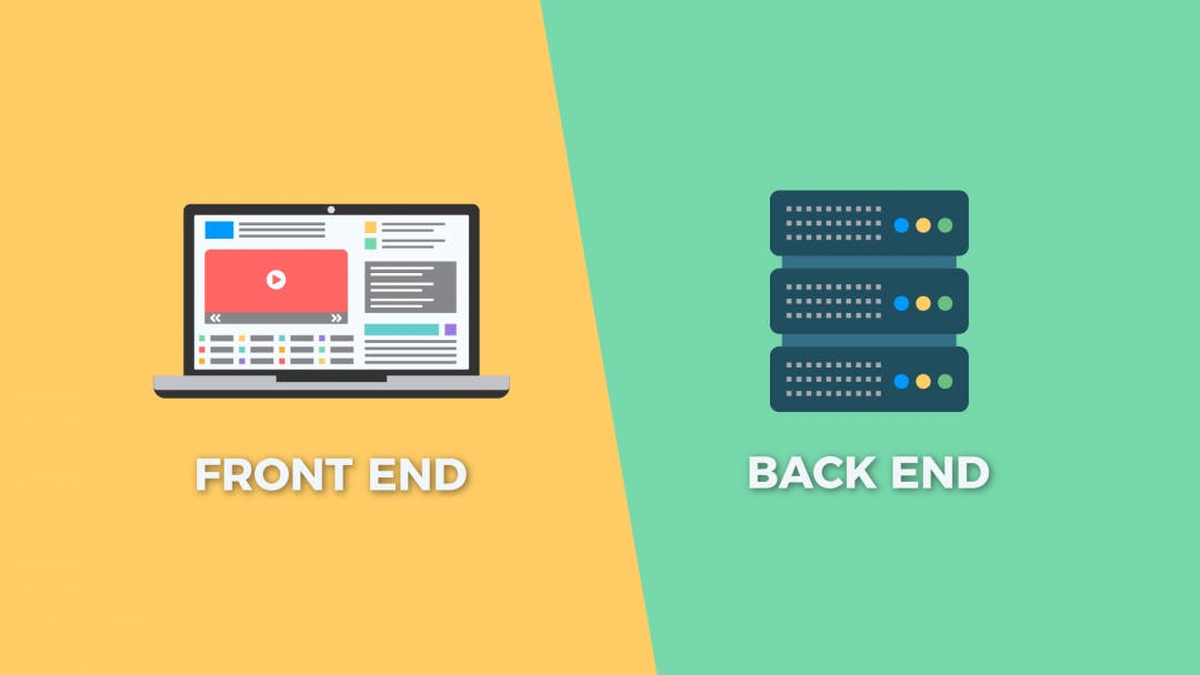 Front-end vs. Back-end: What's the difference?