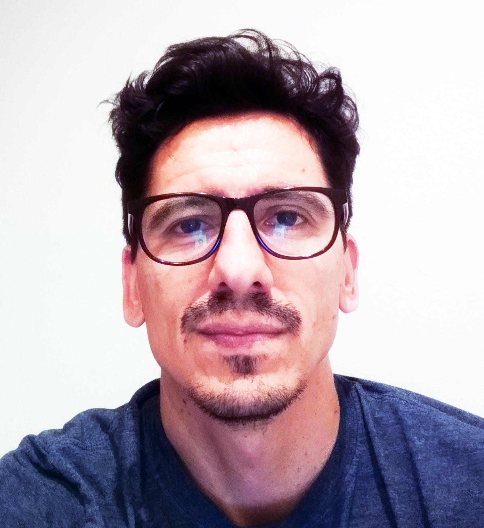 Ironhack UX/UI design instructor Edu Huerta