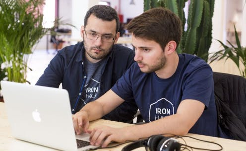 Ironhack Options de financement