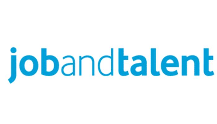 Job and talent logo