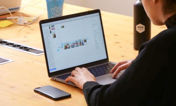 Ironhack Travail de préparation UX/UI Design
