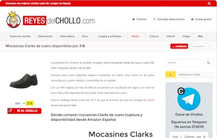 Reyes del Chollo, the place to discover discounts