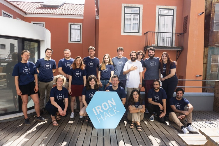 Ironhack Lisbon Students