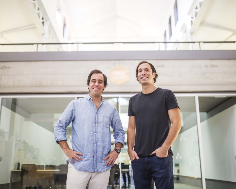 Ironhack founders