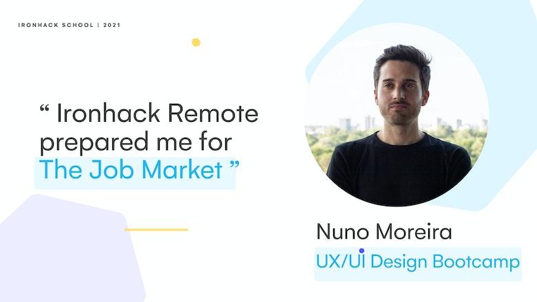 UX UI Design Bootcamp Ironhack Remote