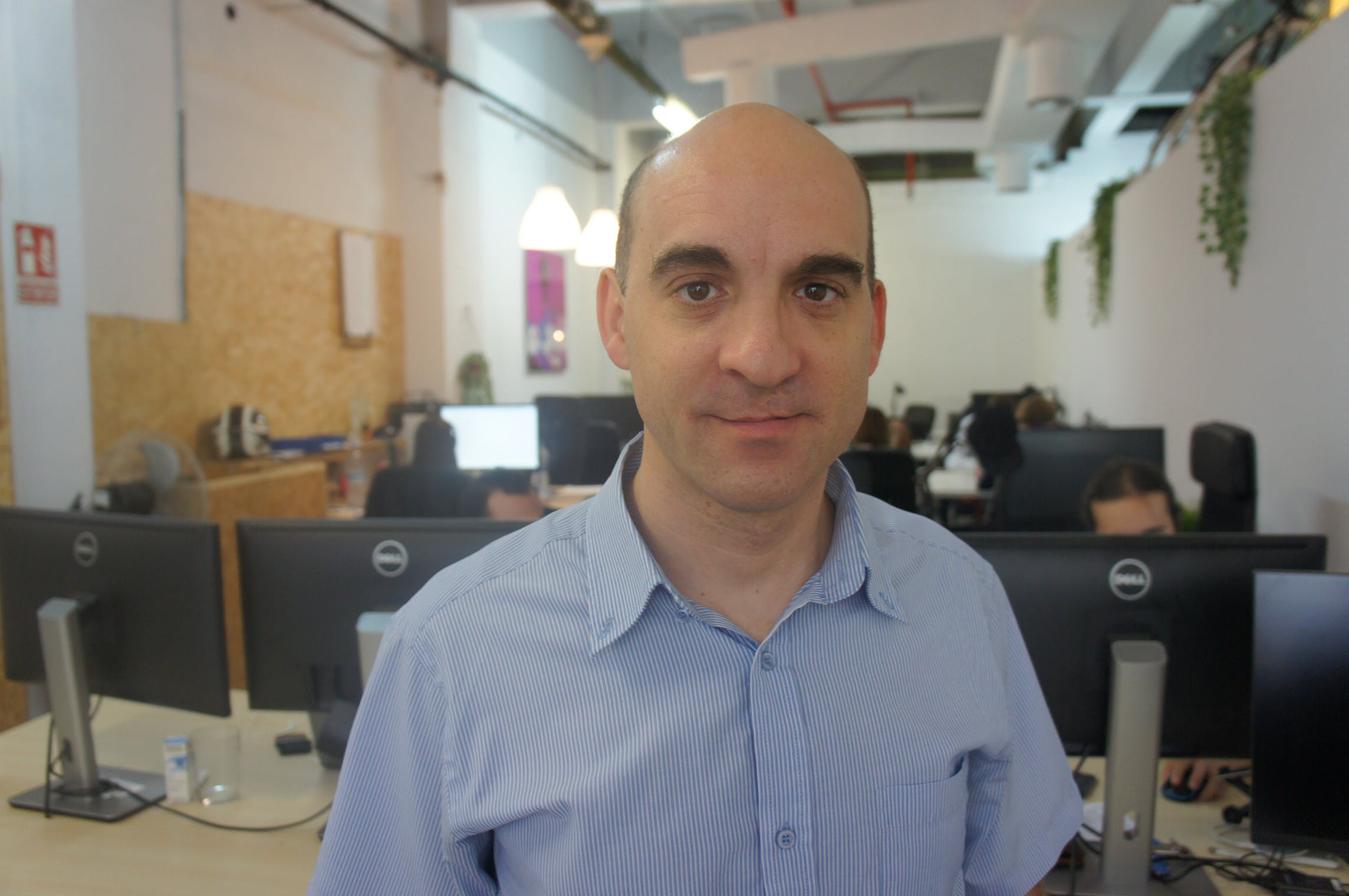 Ironhack Data Analytics instructor Ignacio Soteras
