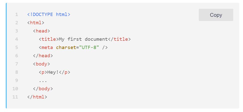 ironhack html