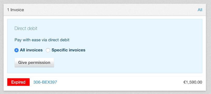 1576586061 direct debit owners